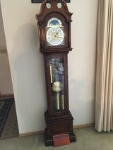 6 Ft Herschede Grandfather Clock. in New Lenox, Illinois