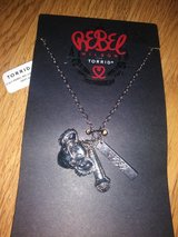 Rebel Wilson necklace in Spring, Texas