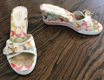 Coach Sandals Size 7B in Kingwood, Texas