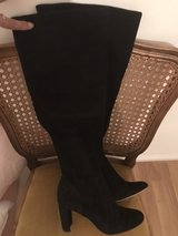 Ann Taylor over the knee boots in Stuttgart, GE