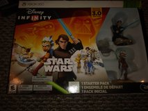 Star Wars Disney Infinity XBOX 360 bundle in The Woodlands, Texas