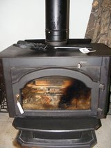 Dutch West Wood Stove in Fort Leonard Wood, Missouri