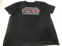 Womens Star Wars The Force Awakens T-Shirt 2X  EUC in Liberty, Texas
