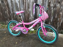 Girls bike in Spring, Texas