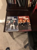 boston legal season 1-2 NEW IN SEALED BOX in Bartlett, Illinois