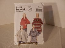 Brand New Butterick Pattern #B5993 Misses Wrap-Top-Tunic  Size(Lg-to-XXL in Joliet, Illinois