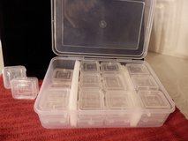 Plastic Container w/24 keeper containers in Oswego, Illinois