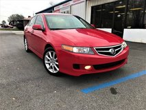 2006 Acura TSX, red and low price ! in Los Angeles, California