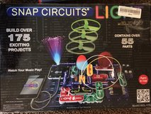 Snap circuits light in Morris, Illinois
