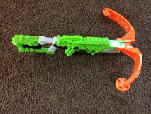 Nerf zombie attack in Morris, Illinois
