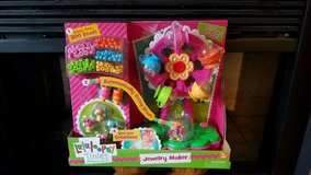 Lalaloopsy 2 in 1 jewelry maker and toy set in Travis AFB, California