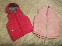 Girl Vests - Size 6X - REDUCED!! in Travis AFB, California
