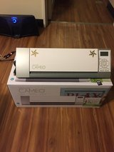 Silhouette Cameo cutting machine and extras in Okinawa, Japan