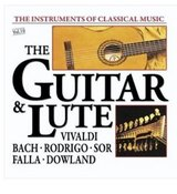 The Guitar & Lute [Audio CD] Budapest Strings in Kingwood, Texas