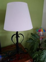 Table lamp in Okinawa, Japan
