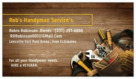 Handyman in Leesville, Louisiana