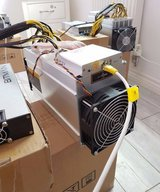 New Bitcoin Mining in Ansbach, Germany