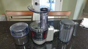 KitchenAid Juicer and Sauce Attachment in Moody AFB, Georgia