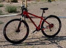 TREK X-CALIBER 8 17.5  MATTE VIPER RED in El Paso, Texas