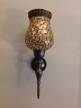 2 Mosaic Wall Sconce ( $25 each ) in Fort Campbell, Kentucky