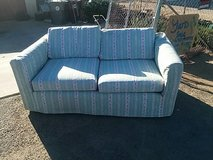 couch lightweight with wheels in Yucca Valley, California