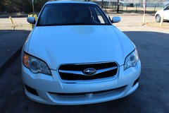 2008 Subaru Legacy - Clean Title in Beaumont, Texas