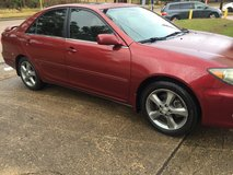 2005 Toyota Camry- Clean Title in Beaumont, Texas