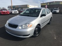 2006 TOYOTA COROLA LE 4D SEDAN 4-Cyl, 1.8 LITER in Fort Campbell, Kentucky