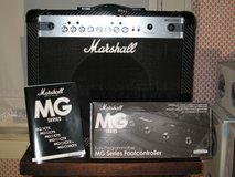Marshall MG30CFX and M-PEDL-90008 in Schaumburg, Illinois