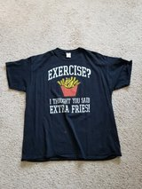 Exercise? T-Shirt in Camp Lejeune, North Carolina
