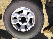 Toyota fourunner or Chevy wheel and tire in 29 Palms, California