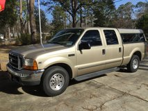 2000 Ford F-250 Crew Cab XLT in Beaufort, South Carolina