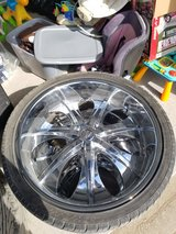 26 inch velocity rims in Fort Campbell, Kentucky