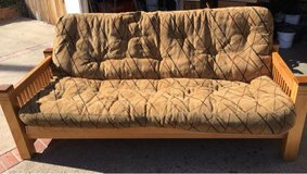 futon bed couch in Camp Pendleton, California