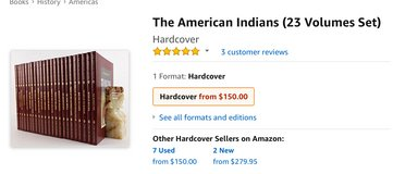 Time Life complete set AMERICAN INDIANS in Rolla, Missouri