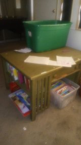 kids two sided desk in Yucca Valley, California