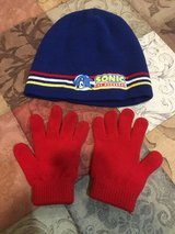 Sonic Hat & Gloves #1 in Fort Campbell, Kentucky
