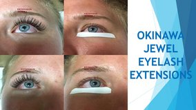 OKINAWA JEWEL EYELASH EXTENSIONS, MICROBLADING AND THREADING in Okinawa, Japan