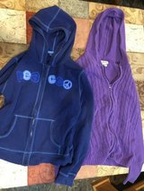 2 Girl's Jackets XL 14/16 in Fort Campbell, Kentucky
