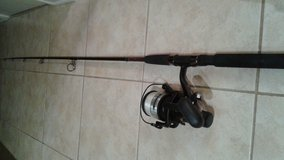 Diawa Regent 4500 bri  spinning reel with 6.5' med heavy ugly stick rod in Bolingbrook, Illinois