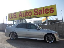 1999 ALTEZA RS RARE 6 SPEED /LEXUS IS 200 IN USA/ in Okinawa, Japan