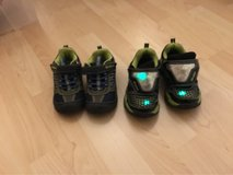 Boys shoes sites 9 and 8.5 in Ramstein, Germany