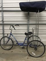 "26"" Miami Sun Tricycle in Pearland, Texas"