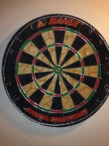 Official Competition Halex Dart Board in Camp Lejeune, North Carolina