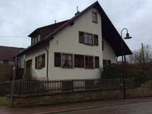 One Familie House in Baumholder, GE