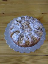 Apple cake Apfel Schlupfkuchen in Hinesville, Georgia