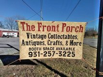 The Front Porch is opening Feb 1st in Fort Campbell, Kentucky