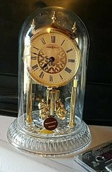 howard miller lead crystal musical clock made in Germany in Fort Leonard Wood, Missouri