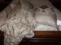 Deco pillows and blanket in Fort Knox, Kentucky