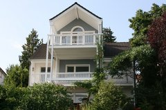 Large, single house with grand view! in Wiesbaden, GE